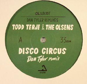 TERJE, Todd/THE OLSENS - Dan Tyler Remixes