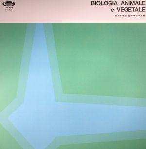 MACCHI, Egisto - Biologia Animale E Vegetale (remastered)