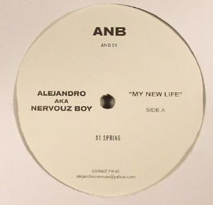 ALEJANDRO aka NERVOUZ BOY - My New Life