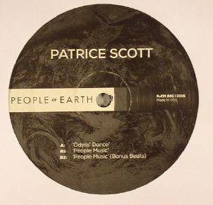 SCOTT, Patrice - Odyss Dance