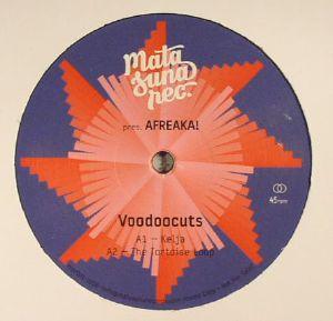 VOODOOCUTS/SOULBRIGADA - Matasuna Records Presents Afreaka!