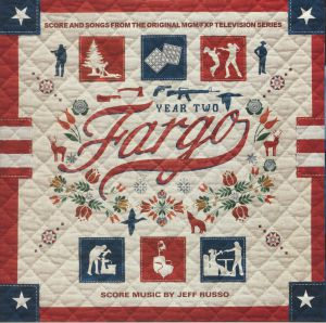 RUSSO, Jeff/VARIOUS - Fargo Year 2 (Soundtrack)