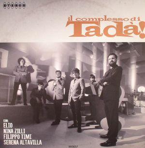 IL COMPLESSO DI TADA - Il Complesso Di Tada! (Soundtrack)