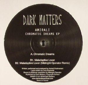 AMIRALI - Chromatic Dreams EP