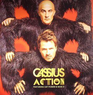 CASSIUS feat CAT POWER/MIKE D - Action