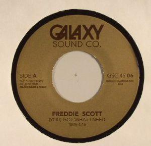 SCOTT, Freddie/IKE TURNER/THE KINGS OF RHYTHM - (You) Got What I Need