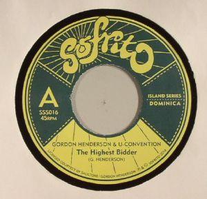 HENDERSON, Gordon/U CONVENTION - The Highest Bidder