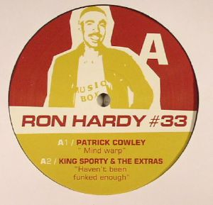 HARDY, Ron/PATRICK COWLEY/KING SPORTY & THE EXTRAS/STRAFE - RDY #33