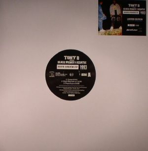 TONY D presents BLACK PRINCE/AZIATIC - Roger Gardens EP 1993