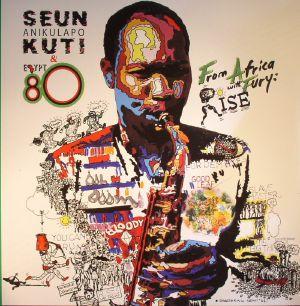 KUTI, Seun Anikulapo/EGYPT 80 - From Africa With Fury: Rise