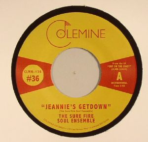 SURE FIRE SOUL ENSEMBLE, The - Jeannie's Getdown