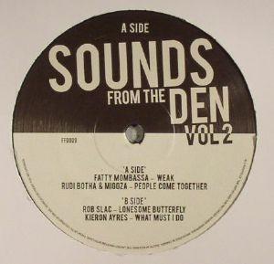 FATTY MOMBASSA/RUDI BOTHA/MIGGZA/ROB SLAC/KIERON AYRES - Sounds From The Den Vol 2