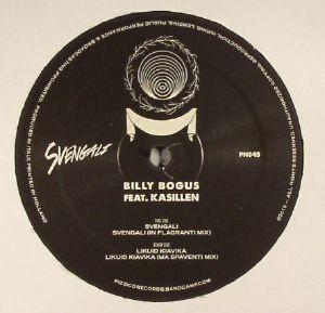 BILLY BOGUS feat KASILLEN - Svengali
