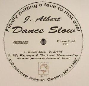 ALBERT, J - Dance Slow