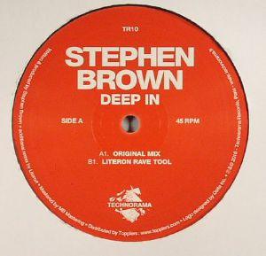 BROWN, Stephen - Deep In
