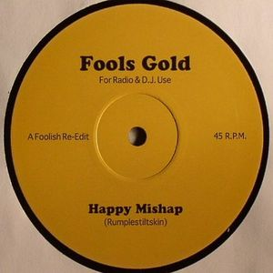 FOOLS GOLD - Happy Mishap (repress)