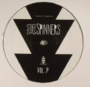 TRUMMERSCHLUNK/IVAN CAPRILES/KALIPO/JONEY/GIMMIX/RAMPUE/KRINK/HASSAN ABOU ALAM - Stiff Little Spinners Vol 7
