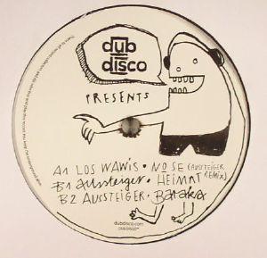 AUSSTEIGER - Dub Disco Presents Aussteiger