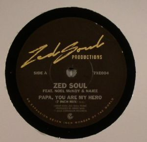 ZED SOUL - Papa You Are My Hero