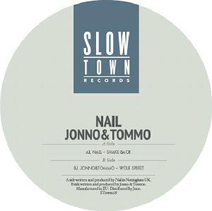 NAIL/JONNO & TOMMO - Split