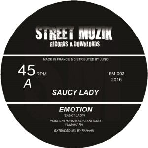 SAUCY LADY - Emotion