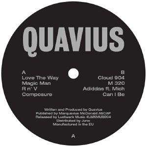 QUAVIUS - Quavius