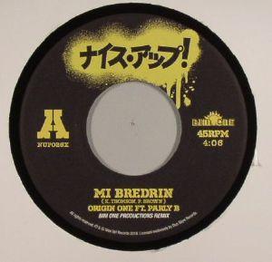 ORIGIN ONE feat PARLY B - Mi Bredrin (Bim One Production Remix)