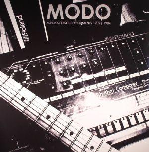 MODO - Minimal Disco Experiments 1982/1984