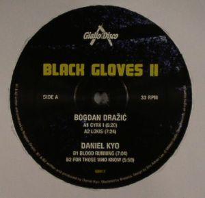 DRAZIC, Bogdan/DANIEL KYO - Black Gloves II