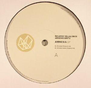 VILLALOBOS, Ricardo/ARGENIS BRITO - Amnesia EP