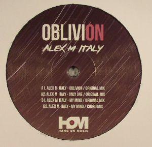 ALEX M ITALY - Oblivion