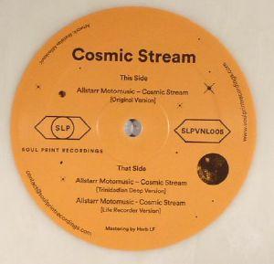 ALLSTARR MOTOMUSIC - Cosmic Stream
