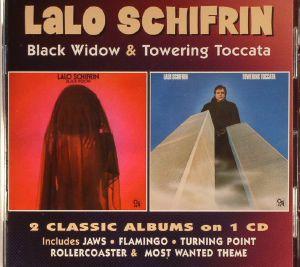 SCHIFRIN, Lalo - Black Widow & Towering Toccata