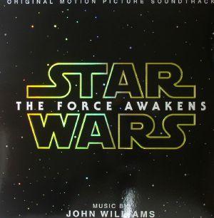 WILLIAMS, John - Star Wars: The Force Awakens(Soundtrack)