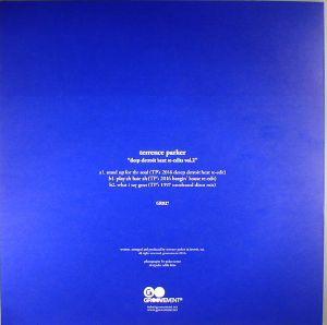 PARKER, Terrence - Deep Detroit Heat Re Edits Vol 2