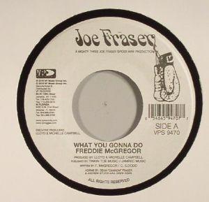 McGREGOR, Freddie - What You Gonna Do