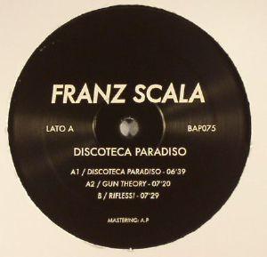 FRANZ SCALA - Discoteca Paradiso