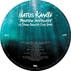 HIATUS KAIYOTE - Breathing Underwater (DJ Spinna Galactic remix)