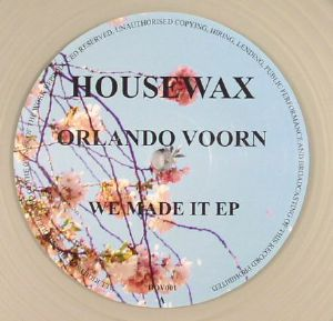 VOORN, Orlando - We Made It EP