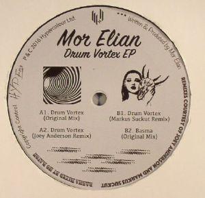 ELIAN, Mor - Drum Vortex EP