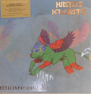 HIATUS KAIYOTE - Recalibrations Vol 1