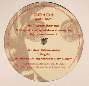 SERGE, Myles/DUIJN & DOUGLAS - Split EP