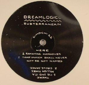 DREAMLOGICC - Subterranean