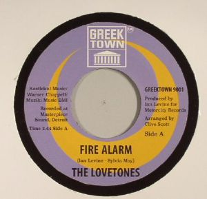 LOVETONES, The - Fire Alarm