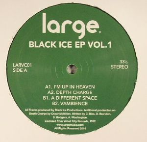BLACK ICE PRODUCTIONS - Black Ice EP Vol 1