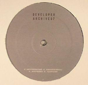 DEVELOPER - Archive 7