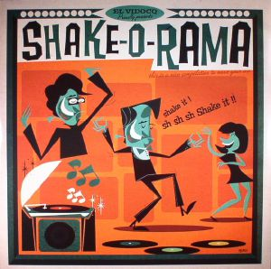 EL VIDOCQ/VARIOUS - Shake O Rama