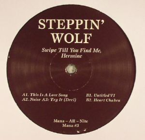 STEPPIN' WOLF - Swipe Till You Find Me Hermine