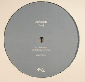 Ashworth Lost Vinyl At Juno Records