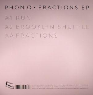 PHON O - Fractions EP